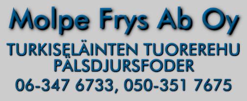 Molpe Frys Ab Oy logo