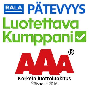 Rakennus-Korpela Oy logo