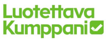 LK-Urakointi Oy logo