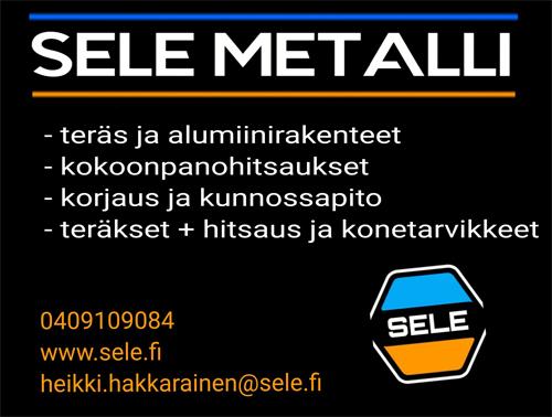 Sele Metalli Ky logo