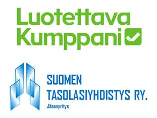 Lahden Lasipalvelu Oy logo