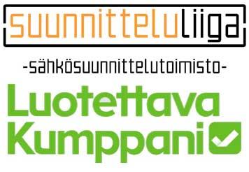 Suunnitteluliiga Oy logo