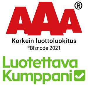 Suomen Kuntta -ja Pihapalvelut Oy logo