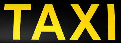 Taksi T. Kaponen logo