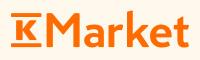 K-market Mustikka logo